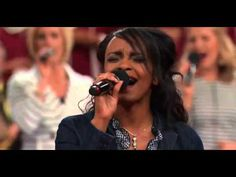 """Just as I am"" Tara Montpetit @ Family Worship Center - YouTube"