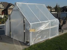 Rich Ideas: How I built My DIY Greenhouse