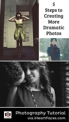 5 Steps To Creating Dramatic Photos