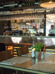 Bata, Bar & restaurant - Warsaw, Poland