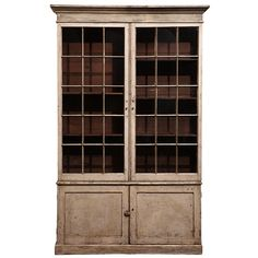 Monumental Library Bookcase | From a unique collection of antique and modern bookcases at https://www.1stdibs.com/furniture/storage-case-pieces/bookcases/
