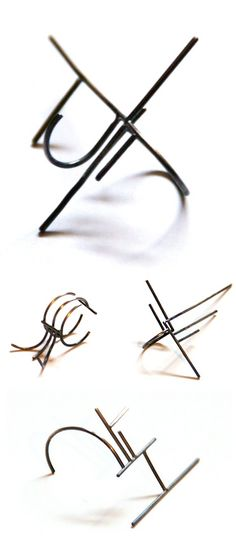 TheCarrotbox.com modern jewellery blog : obsessed with rings // feed your fingers!: Imogen Choroszewska