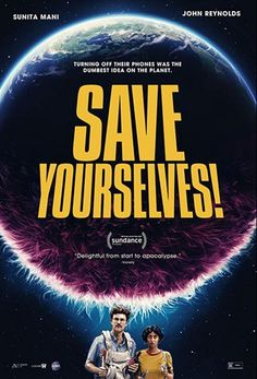 #SaveYourselves! , #2020s, #Trailer, #directedby #AlexHustonFischer, #EleanorWilson #movieby #SunitaMani, #JohnReynolds, #BenSinclair #comedy, #scifi #movies