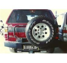 Towing Bar Nissan Terrano