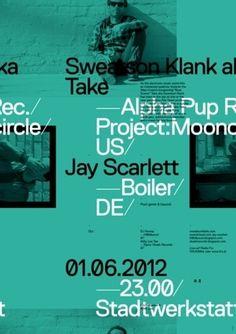 Woifi Ortner — Take Poster in Poster