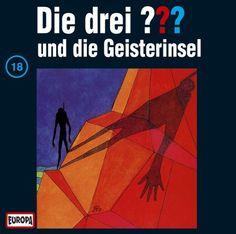 """Die drei Fragezeichen 18: Die Geisterinsel (German audio drama based on """"The Three Detectives"""")"""