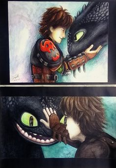 How to train your dragon 2 by Green4ever0108.deviantart.com on @deviantART