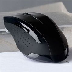 Wireless Mouse Gaming Mice Adjustable 3200DPI USB Receiver Optical #UnbrandedGeneric