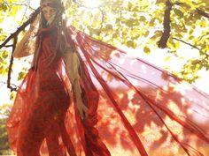 Mayumi Koshiishii #photography   #bohemian #boho #hippie #gypsy