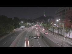timelapse native shot : 16-07-22 TL- 녹사평-06 3840x2160 60f