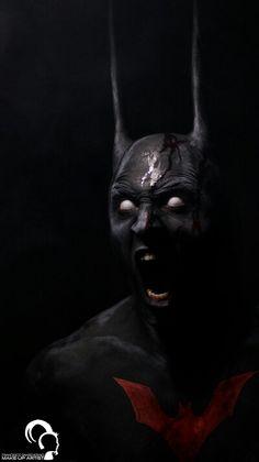 Batman Beyond screaming