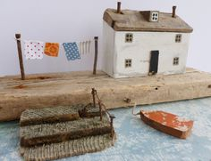 House for Asole from British artist - Fair Masters - handmade, handmade