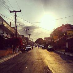 Skala high street, Kefalonia