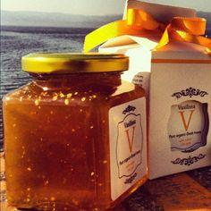 Vasilissa honey with gold, Το success story ενός ζευγαριού από την Εύβοια -Ανέμιξε μέλι με χρυσό, το έβαλε σε ντελικάτες χρωματιστές συσκευασίες και τώρα το πωλούν ακό...