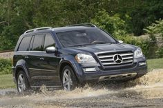 10 Least Reliable Used Cars on the market by brand: 2010 Mercedes-Benz GL rated a used SUV to avoid by MojoMotors.com