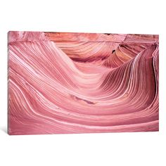 "Mercer41 The Small Wave Graphic Art on Wrapped Canvas Size: 12"" H x 18"" W x 0.75"" D"