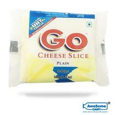 Go Cheese Slices – Buy Go Cheese Online in Mumbai at Best Price Go Cheese, Cheese Online, Cows, Dairy, Milk, Content