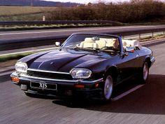 Jaguar XJS V12   Jaguar XJS Convertible XJS V12 Convertible 1988 — Parts & Specs