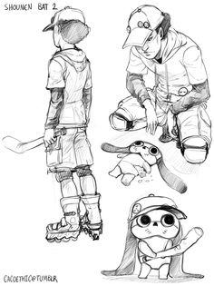 Magical Girl Raising Project, Saga Art, Satoshi Kon, Character Art, Character Design, Kono Oto Tomare, Drawing Poses, Live Action, Manga Anime