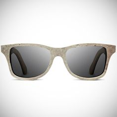 Canby Stone Sunglasses by Shwood // Estilo simple para hombres complejos. #Style