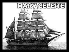 NOTIVAGOS O DIA PELA NOITE: O BERGANTIM MARIA CELESTE DE 1872
