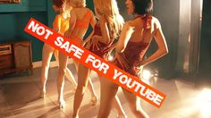 10 Extremely Sexual K-Pop Girl Group Music Videos