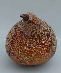 Gourd Art Galleries | ARCHIVE GALLERIES..Mindy Hawkins