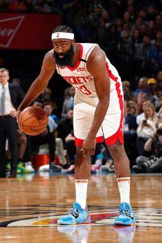 View photos for Photo Gallery: Rockets at OKC Rockets Basketball, Mba Basketball, Basketball Workouts, Basketball Players, Slam Magazine, Baskets, Nba Wallpapers, Nba Season, Outfit