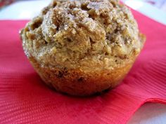 Health Bran Muffins Made with Raisin Bran Cereal <3 I want some :)