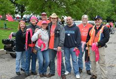 2013 Chicago Avon Walk for Breast Cancer - Road Crew - the best!