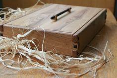 Greene and Greene box for jewelry maker