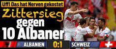 11-Juni 1:0 !! Fabian Schär 5.min !!