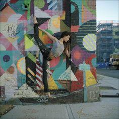 Ballerina Project - Colors of Williamsburg with Kate Ann Behrendt by Dane Shitagi Ballerina Project, Dance Project, Project 4, Dance Photos, Dance Pictures, Photography Projects, Dance Photography, Maya Hayuk, Street Art