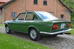 Fiat 124 BC1 1600 Coupé Sport same model and color as my first car.