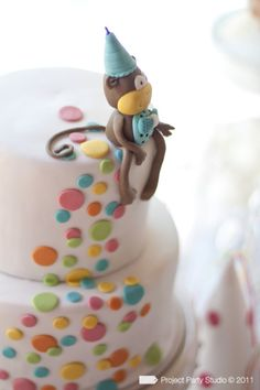 Colorful Monkey Party - Kara's Party Ideas - The Place for All Things Party