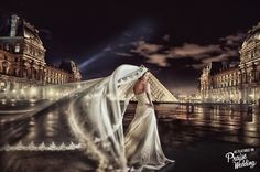 Stunning Paris Bridal Session