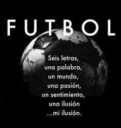 Fútbol Soccer.