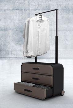 traveling dresser.