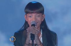 Willow Smith Performs At Queen Latifah Show