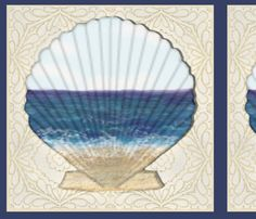 flatt_beach fabric by beena_singhal on Spoonflower - custom fabric