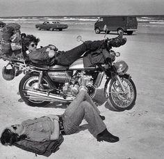 Daytona Beach in the 70's