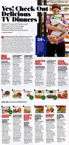 Saffron Road Chicken Biryani and Chana Saag entrees featured in October issue of Health Magazine