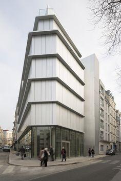 Galería de Aluminium Tip / Babin+Renaud - 1