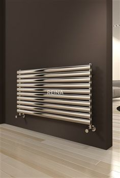 Buy Reina Artena Single Designer Horizontal Radiator H x Wide Polished Stainless today. Reina Part No: Free UK delivery in approx 2 working days. Stainless Steel Radiators, Stainless Steel Bar, Stainless Steel Polish, Bathroom Radiators, Panel Radiators, Horizontal Designer Radiators, Electric Radiators, Radiator Valves, Front Rooms