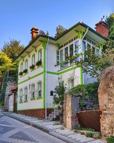 Istanbul by İLKİN BABAYİĞİT Istanbul Turkey, Capital City, Traditional House, Home Design, Castle, Interiors, Mansions, Architecture, World