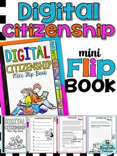Teach your students about digital citizenship and Internet safety.