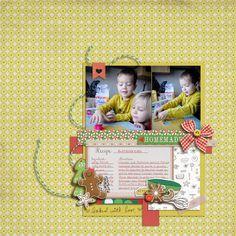 Froggy Friday! « The Lilypad Digital Scrapbooking Blog  >>>>>>>inspirtion for swedish flat bread<<<<<<<<<<<<