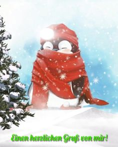 Hello, there you are! 🧣🌨☃️ - I wanted to wish you a wonderful start to the day with a lot of joy and happiness! Christmas Scenery, Bohemian Christmas, Christmas Music, Christmas Images, Christmas And New Year, Merry Christmas, Xmas, Gif Animé, Animated Gif