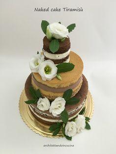 Naked cake al tiramisù di Sabrina
