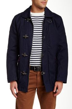 Ben Sherman Double Layered Coat